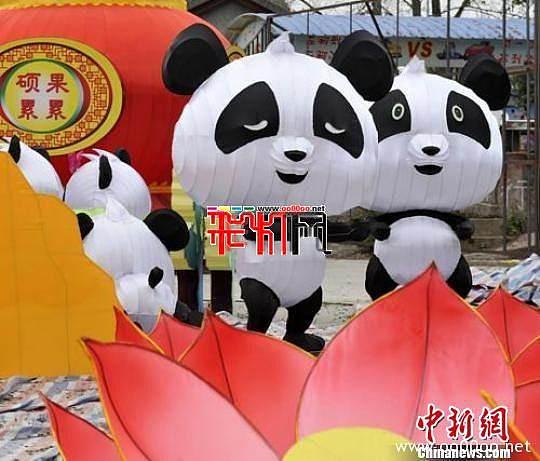 四川德阳2012年将重开新春灯会