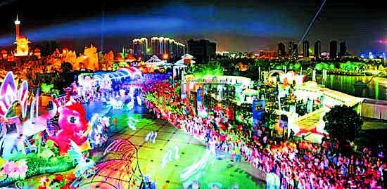 常州举行2012国际动漫艺术周