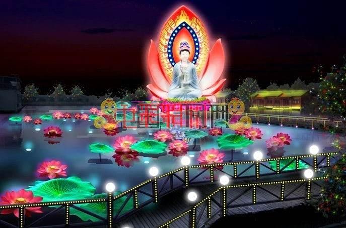 2013琵琶湾生态乐园灯会图纸