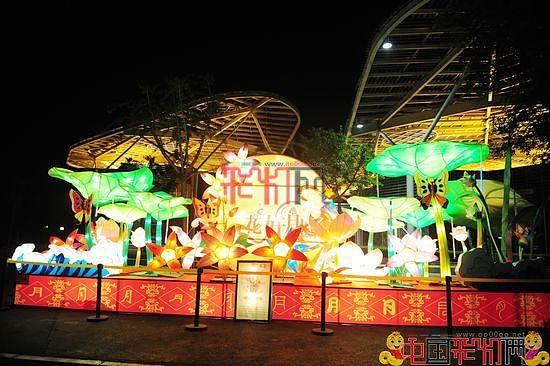 2013郑州·中国绿博园大型中秋彩灯艺术节