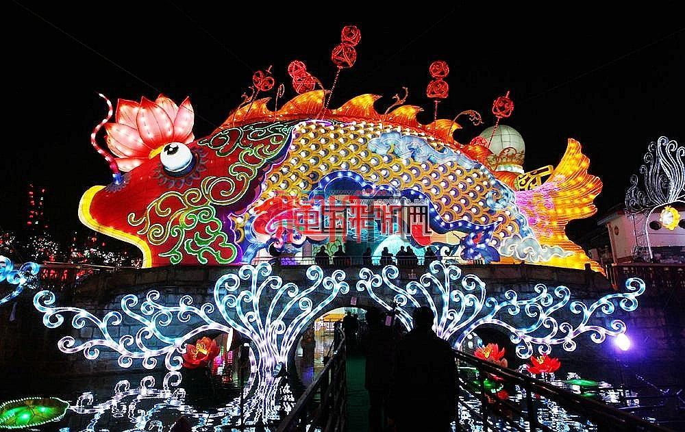 [多图]珍藏的记忆-第二十届自贡国际恐龙灯会集锦