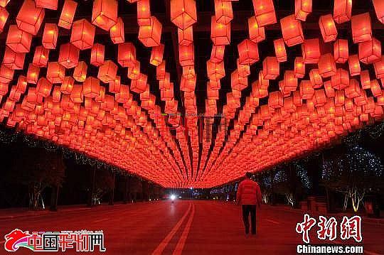 2014长沙梅溪湖国际灯光节