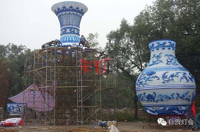 2015第二十一届自贡国际恐龙灯会开幕时间及票价