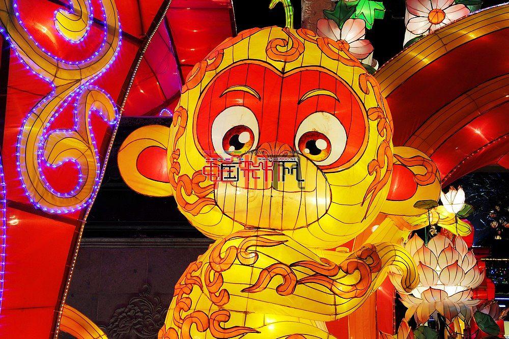 网上观灯-2016南京第30届秦淮灯会