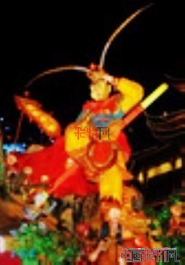网上观灯-2016年上海豫园新春民俗艺术灯会