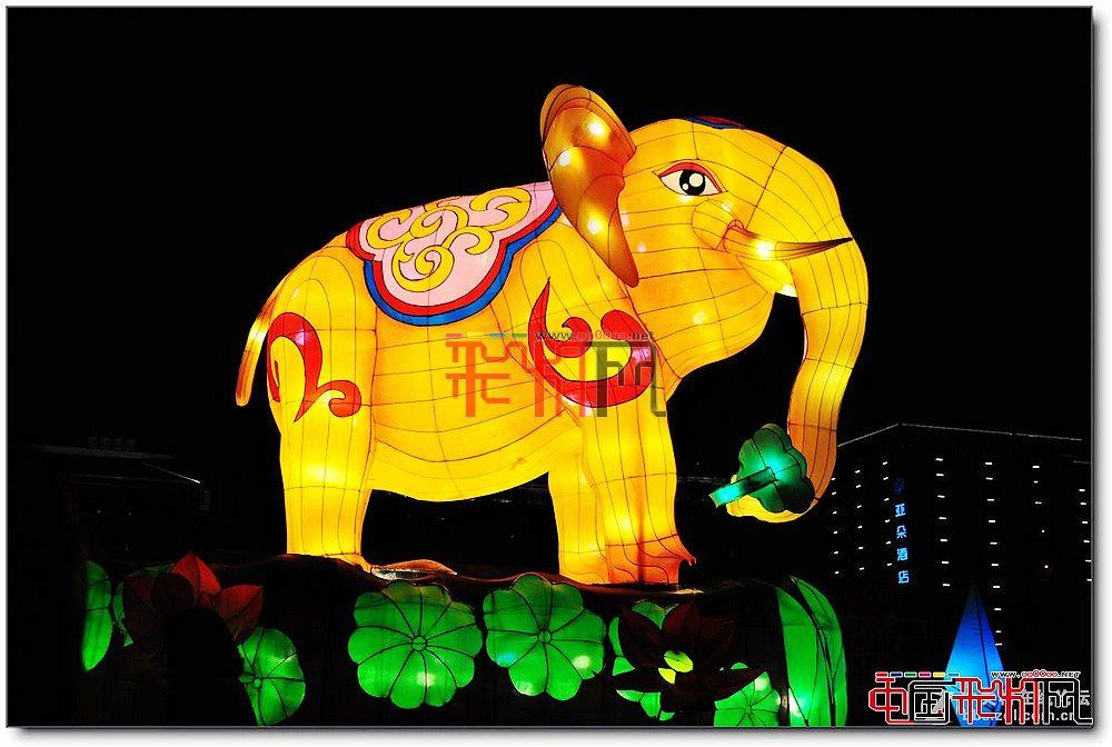 网上观灯-2016西安城墙新春灯会