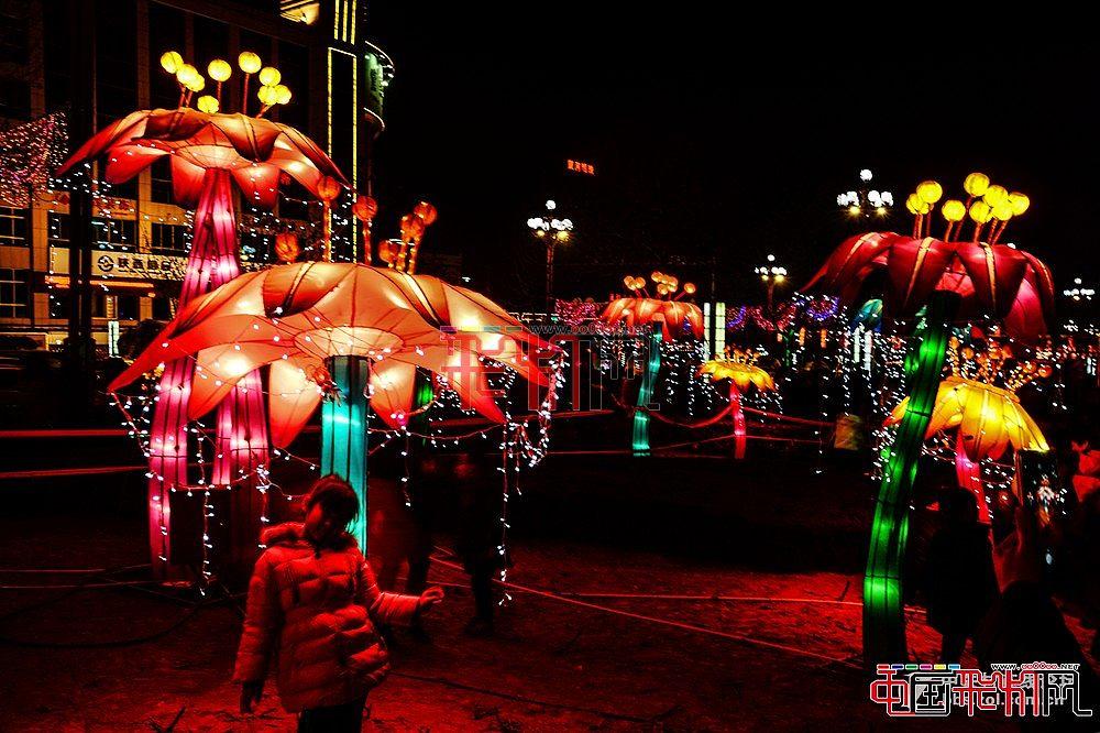 2016首届韩国·韩城国际灯会