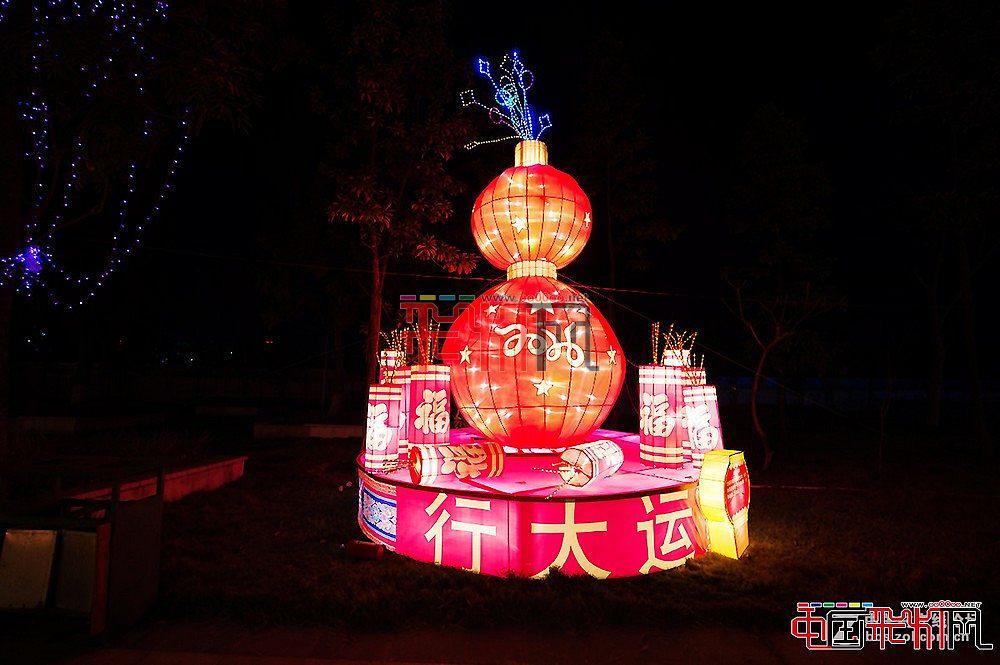 2016年梧州市迎春灯会
