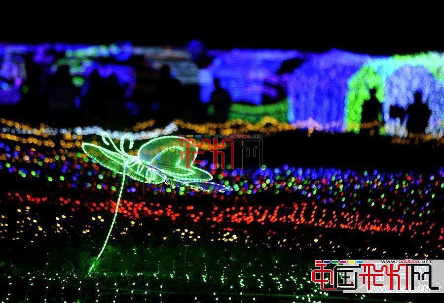 中国·太原首届梦幻灯光艺术节