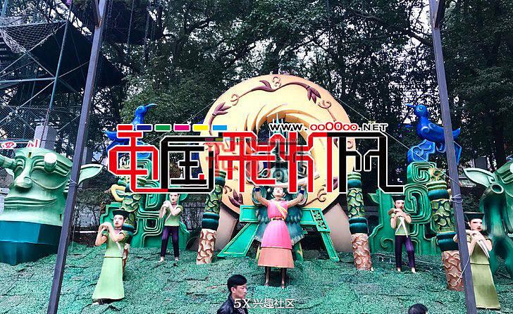 2017第二十三届自贡国际恐龙灯会抢先看