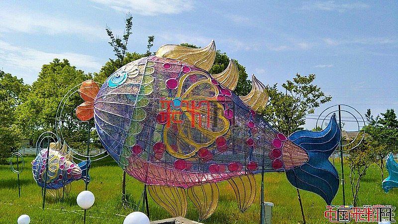 第八届湖北(潜江)龙虾节大型灯会