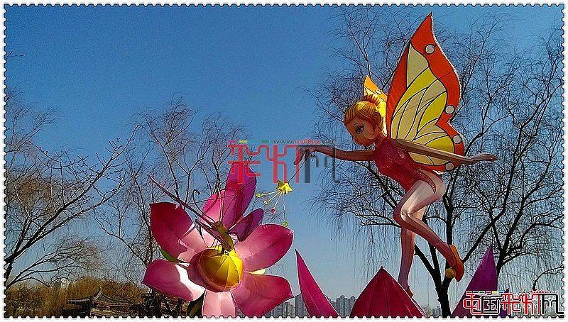 """[多图]""""凤舞九天·世世太平""""——2017大唐芙蓉园第五届新春灯会"""