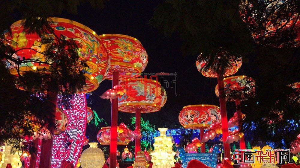 【多图】2018第二十四届自贡国际恐龙灯会