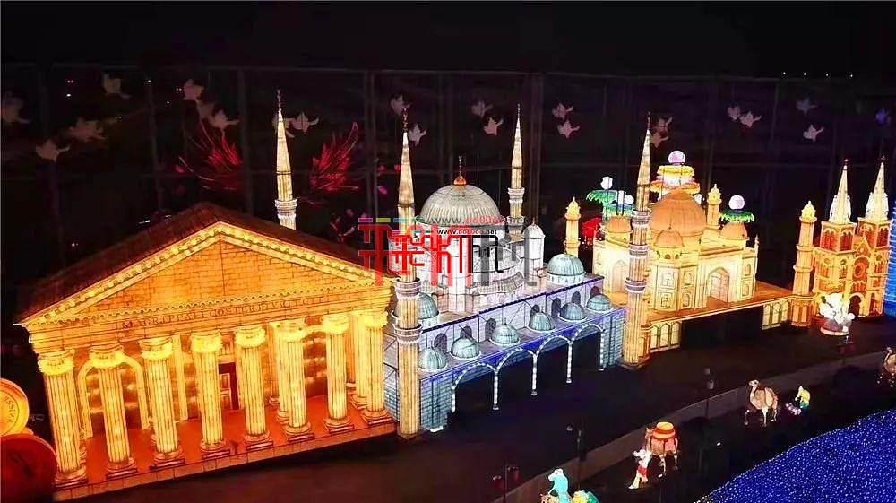 2020年第二十六届自贡国际恐龙灯会