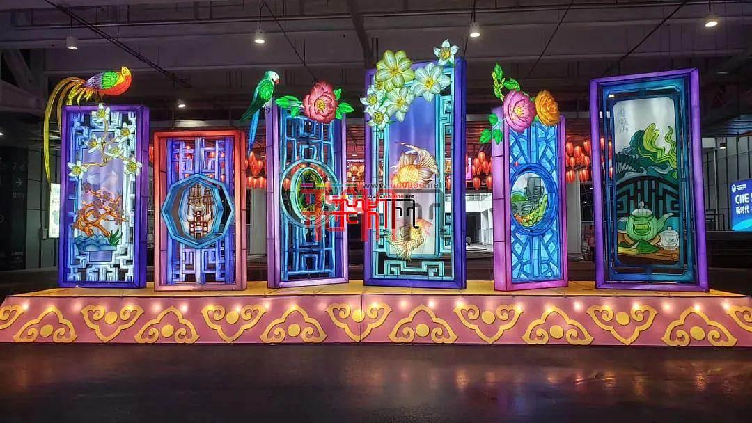 创造奇迹的13天 自贡灯会点亮国家会展中心