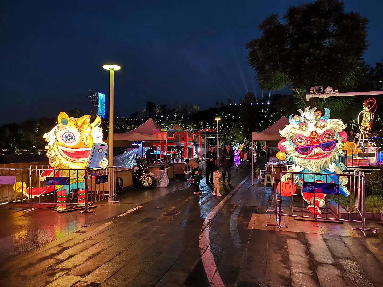 第三屆自貢國際恐龍燈光節明晚開幕!眾多精彩亮點搶先看!