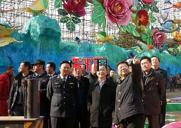 2014年自贡国际恐龙灯会开幕时间以及票价
