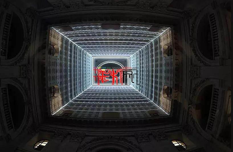 无处不在的创意灯会+商业-全球新媒体艺术