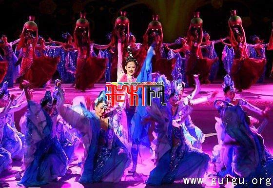 中国洛阳第31届牡丹文化节昨晚开幕
