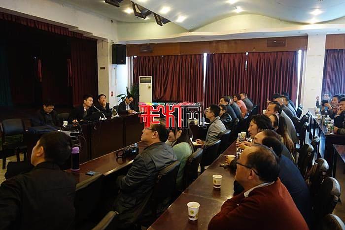 第二十一届自贡国际恐龙灯会灯组承制工程招标说明会召开