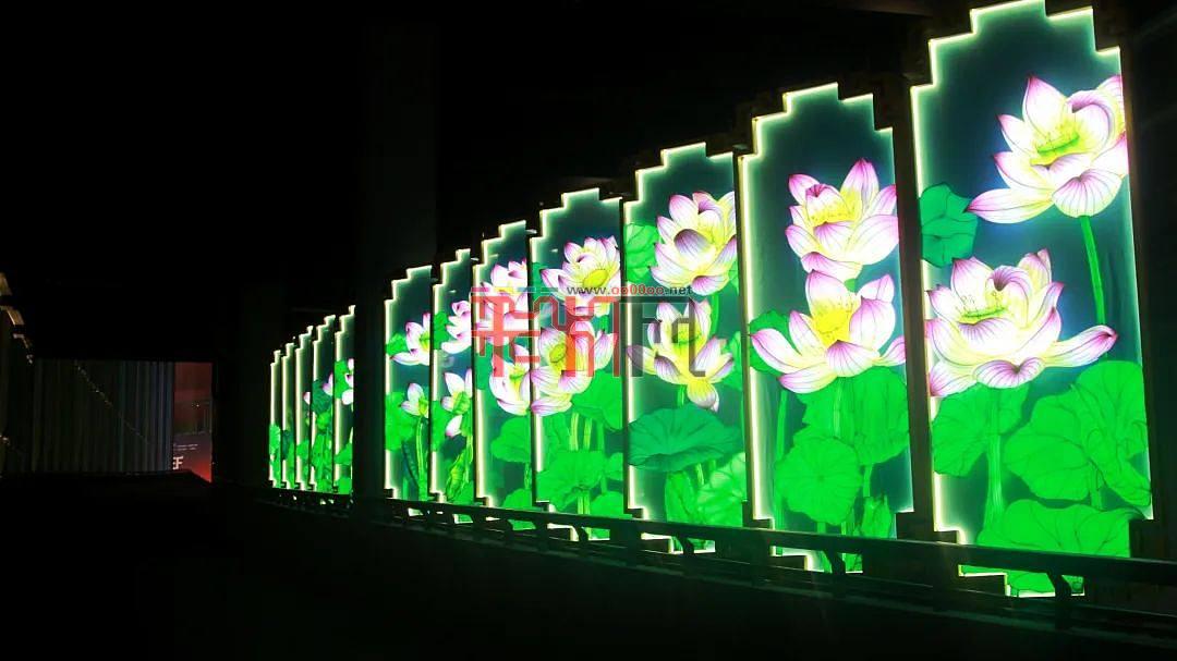 自贡彩灯即将亮相第三届进博会