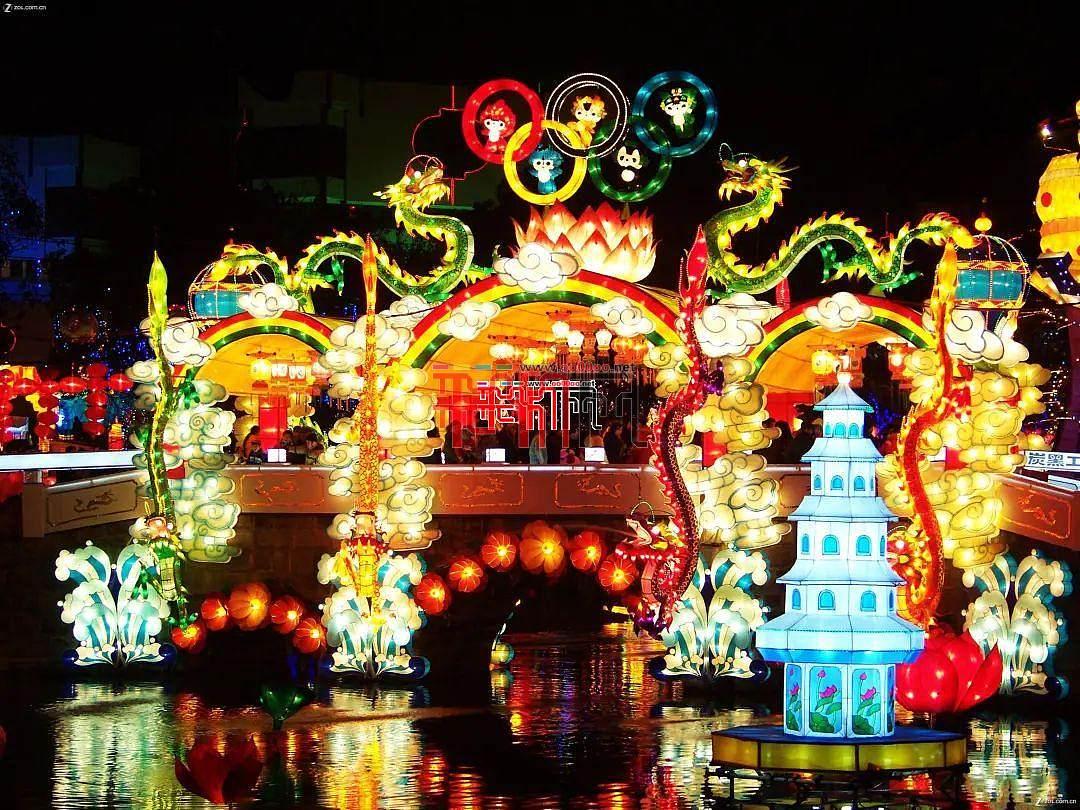 2021第27届自贡国际恐龙灯会抢先看