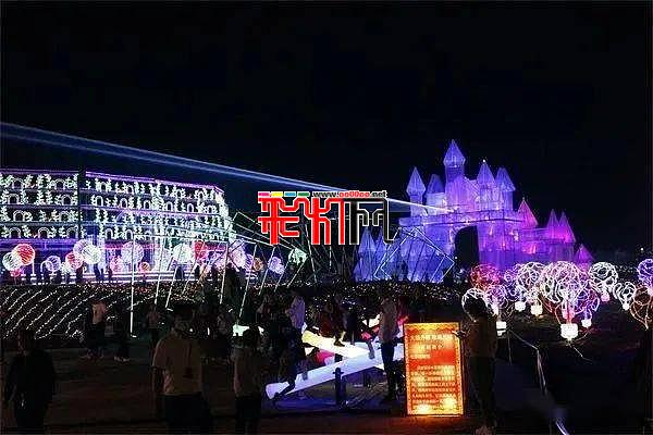 东方彩灯·光耀中华|2020丹棱首届彩灯博览会盛大启幕