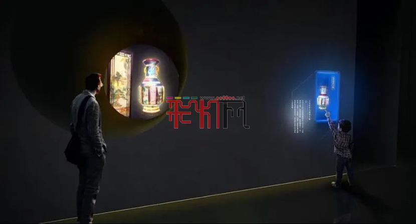 《国家宝藏》打造最酷文博数字幻境!