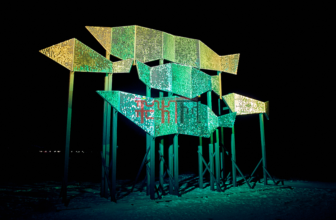 设计|俄罗斯设计师Lesnikova Olga的作品分享