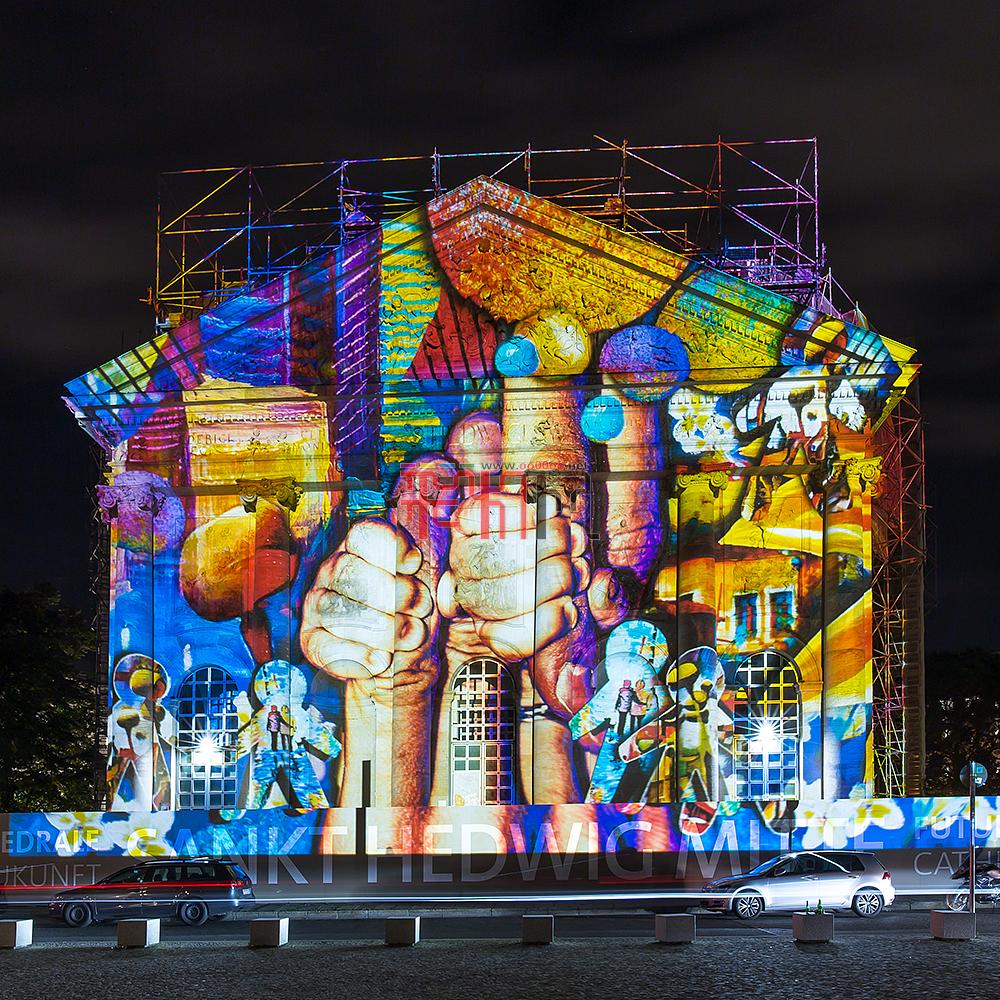 2020柏林灯光节
