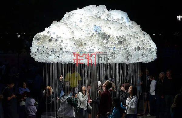 """以""""云""""为主题的创意设计"""
