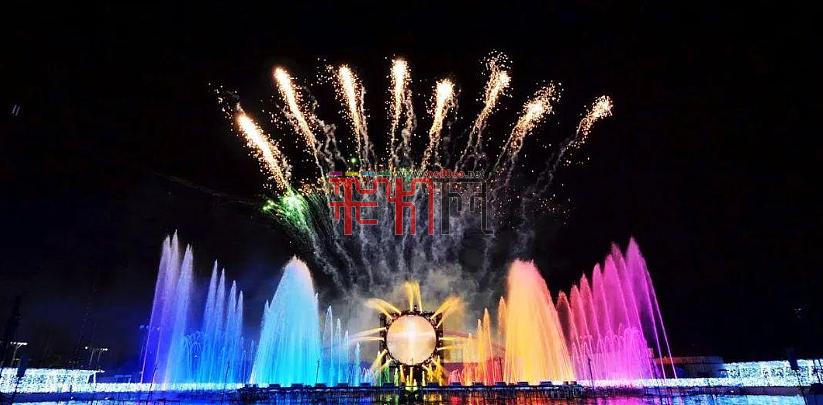 2020日本圣诞灯光秀